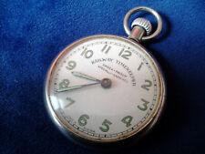Timerkeeper Pocket Watch Vintage Train Conductor Railway