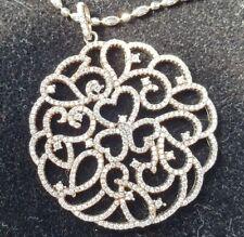 925 Cubic Zirconia Necklace