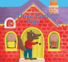 Fairytale Cottages: The Three Little Pigs by Charlotte Ferrier (2016, Board...