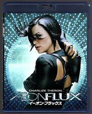Aeon Flux (Like New Vastly Superior 2013 Jp Import Region Free Blu-ray)