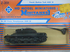 Roco / Herpa  Minitanks (NEW) Modern French AMX 30 Medium Tank Lot #1314