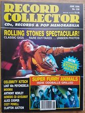 Record Collector-June 1999-No.238-Rolling Stones-Alice Cooper-Super Furry Animal