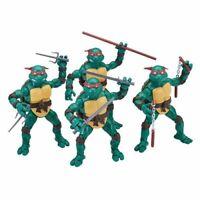 Playmates Teenage Mutant Ninja Turtles TMNT PX Elite Series Set of 4 Figures