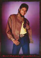 2 POSTERS:MUSIC: MICHAEL JACKSON - YOUNG KING OF POP - FREE SHIP #15-243  LP32 S