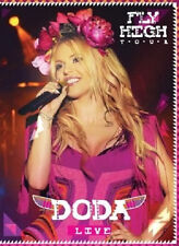 DODA Fly High Tour Live CD+DVD POLISH POLSKI