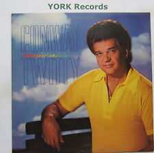 CONWAY TWITTY - Chasin' Rainbows - Ex Con LP Record Warner Brothers 1-25294