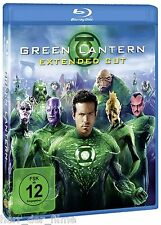 GREEN LANTERN (Kinofassung + Extended Cut) Blu-ray Disc NEU+OVP
