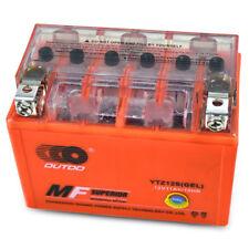 YTZ12S GEL Motorcycle Battery For Honda FSC600 Silver Wing RVT1000R RC51 VFR800