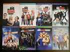The Big Bang Theory Seasons 1-8 DVD Set