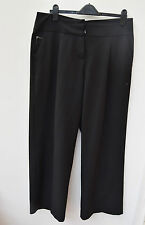 Cotton High Rise Tailored Trousers NEXT for Women