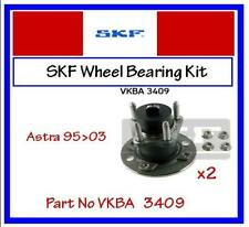 Astra Astravan 95>03 SKF VKBA3409 Wheel Bearing Kit SKF VKBA 3409 x2 kits