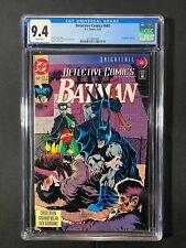 "Detective Comics #665 CGC 9.4 (1993) - ""Knightfall"" part 16"