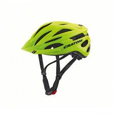 Cratoni Fahrrad Helm Fahrradhelm Pacer (MTB) Gr. S/M (54-58cm) lime matt