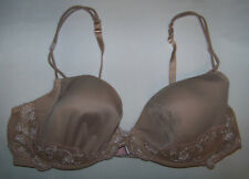 Victoria's Secret Angels IPEX Underwire Soft Cup Bra Size 38C Lace