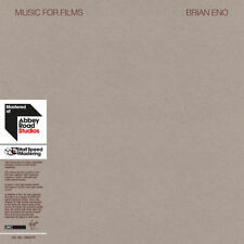 Brian Eno Music For Films Half Speed Master 180g Vinyl 2 x LP 45RPM PRE-ORDER