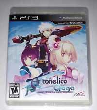 Ar Tonelico Qoga Knell of Ar Ciel PlayStation 3 PS3