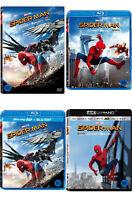 Spider-Man: Homecoming (2017, DVD, Blu-ray, 4K UHD) Korean Edition / 2D, 3D