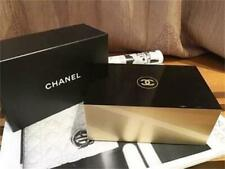 CHANEL Makeup Organizer Cotton Pad Acrylic Cosmetic Case Holder New in Box RARE