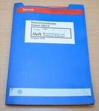 VW Passat B5 Motronic Einspritz u Zündanlage 6 Zylinder ACK  Werkstatthandbuch