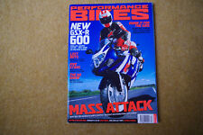 New ListingPerformance Bikes - December 2000 + Large Fogarty/Hodgson Ducati Poster