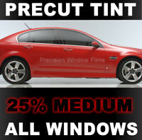 Rear Only Precut Window Tint For Toyota Tercel 2 Dr 1995-1999