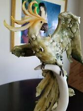 Giuseppe Armani Tropical Bird Figurine!