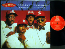 Boyz II Men - Cooleyhighharmony [1993 Korea Orig 1st Vinyl] EX Insert No Barcode
