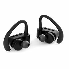 True Wireless Hook Earphones Headphones Bluetooth Earbuds For iPhone Android
