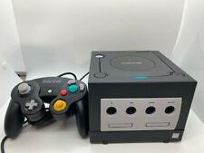New listing Nintendo GameCube Console Black Xeno Gc Region Free Mod + Led Mod Tested