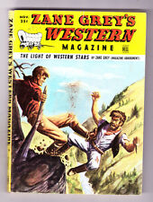 Zane Grey's Western Magazine Nov 1949 The Light Of Western Stars