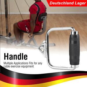 Multifunktion Einhand-Griff Drehbar Griffstück Kabelzug Griff Kabel Befestigung