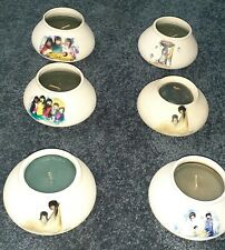 DeGrazia set of 6 candles