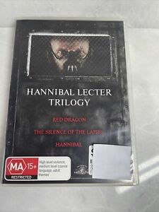 Red Dragon Hannibal The Silence Of The Lambs Hannibal Lecter Trilogy