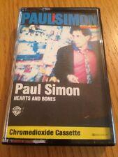 PAUL SIMON - Hearts And Bones - 1983 Cassette Tape - VG+
