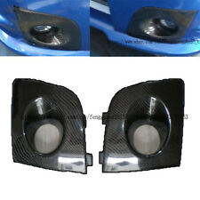 Carbon Fiber Driving Fog Light Covers Fit for 2006-2007 Subaru Impreza WRX STi