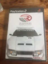 PlayStation 2 PS2 R:racing Évolution /ntsc/jap/new /neuf