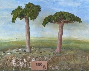 Model Train  TREES  HO  OO  Lot E30