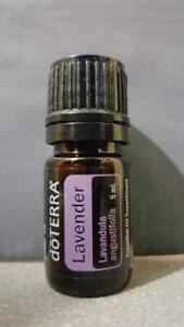 5 mL - doTERRA Lavender Essential Oil Supplement - New / Sealed! Exp 7/2025!
