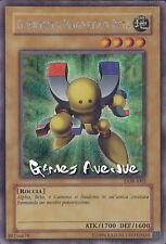 Yu-Gi-Oh ! Carte Guerriero Magnetico Beta DOR-I002 - Secret rare