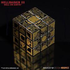 MEZCO Hellraiser III: Lament Configuration Puzzle Cube REPLICA CUBO