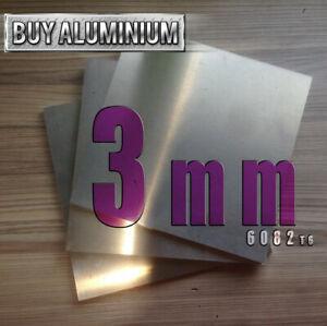 3mm Aluminium Sheet / plate - 6082T6