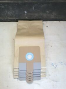 5x Vacuum Cleaner Dust/Dirt Bags RL095 & RL111 15L, 20L Ash Debris Collector