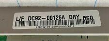 SAMSUNG DRYER PCB ASSEMBLY DC92-00127A