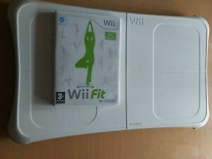 Wii Fit Balance Board and Game Fully Working