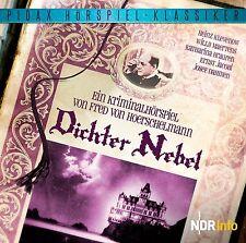 Dichter Nebel - CD Krimi Hörspiel von Fred von Hoerschelmann mit Heinz Klevenow