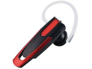 SEIWA Headset BTE101 Red Japan Ver. New / FREE-SHIPPING