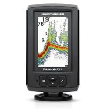 Humminbird Piranhamax 4 Colour Display Dualbeam Sonar Fishfinder