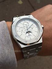 Didun Luxury Automatic Miyota Moonphase 316L Stainless Steel Quality Mens Watch