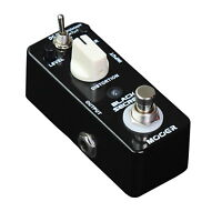 New Mooer Black Secret Distortion Micro Guitar Effects Pedal