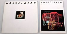 HASSELBLAD THEME BOOKLETS SET OF 2